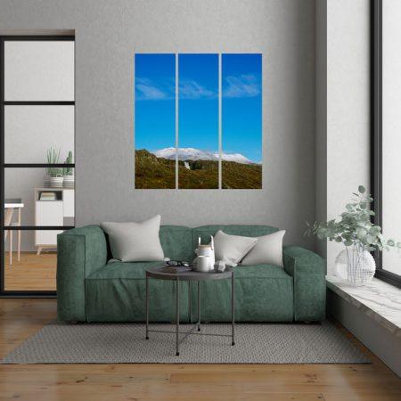 Wall Art - 20x100 - 3 Τεμάχια